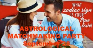 Astrological Matchmaking Party