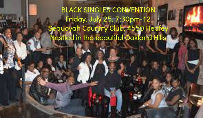 BLACK SINGLES CONVENTION