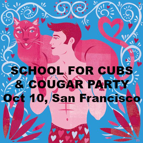 School for Cubs & Cougar Party