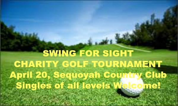 SWING FOR SIGHT CHARITY GOLF TOURNAMENT