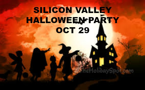HALLOWEEN COSTUME PARTY & DANCE – SILICON VALLEY