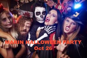Marin Halloween Party