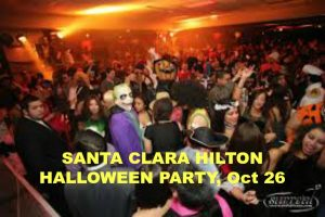 Santa Clara Halloween Party