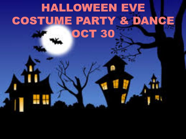 Halloween Eve Costume Party