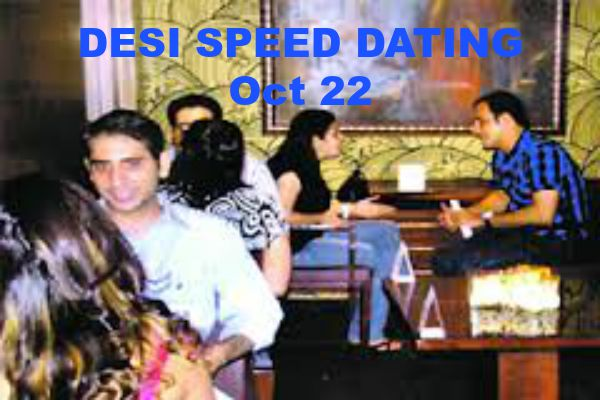 Desi speed dating