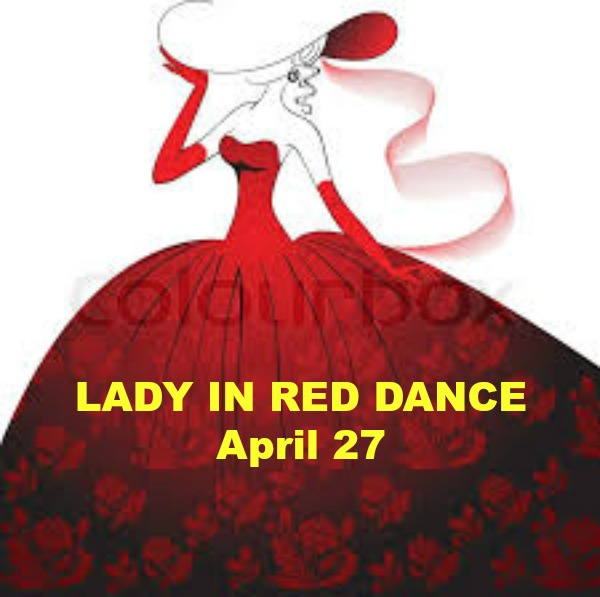 Lady in Red Dance