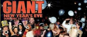 Giant NYE Party!