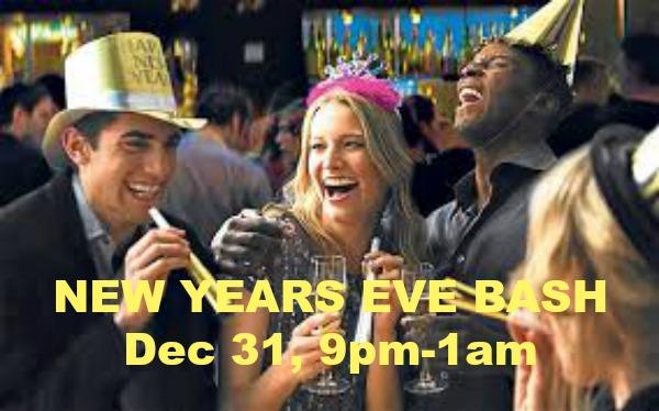 New Year Eve Bash