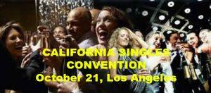 California Singles Convention, Oct 21