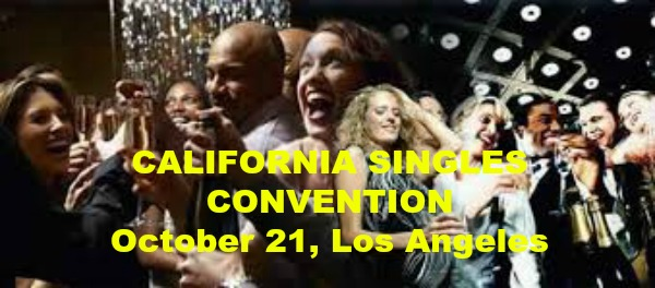 California Singles Convention, Oct 21