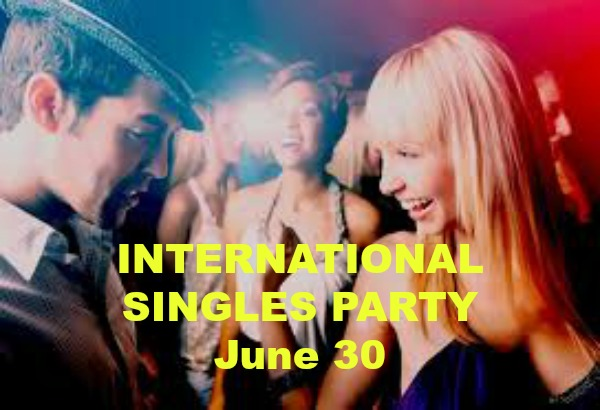 International Singles Party