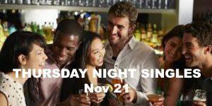 Thursday Night Singles
