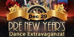 Pre-New Years Deve Dance