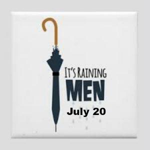 It's Raining Men!