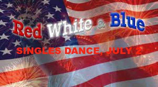 Red White & Blue Dance