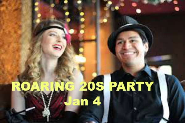 Roaring 20s Party