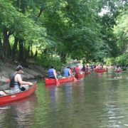 Russian River Canoe Trip