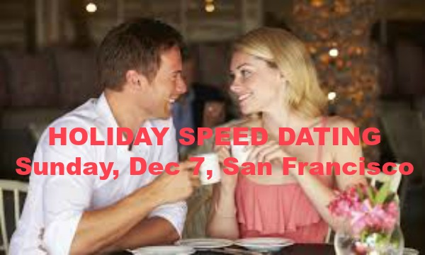 HOLIDAY SPEED DATING