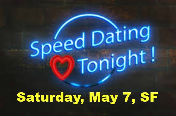 San fran speed dating
