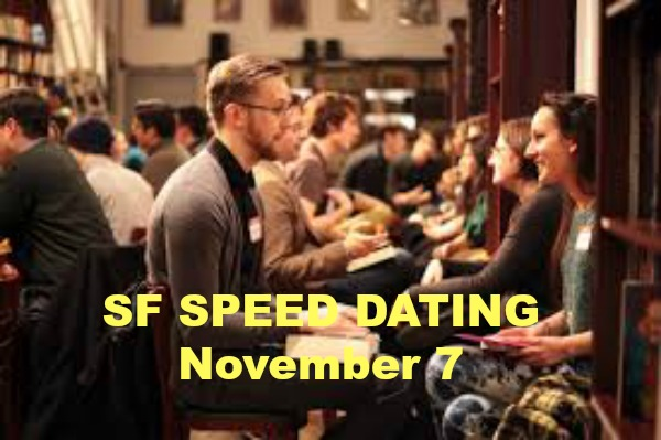 Vegan speed dating san francisco