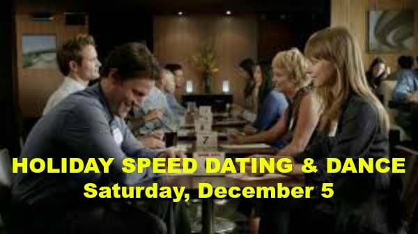 40+ Holiday Speed Dating & Dance