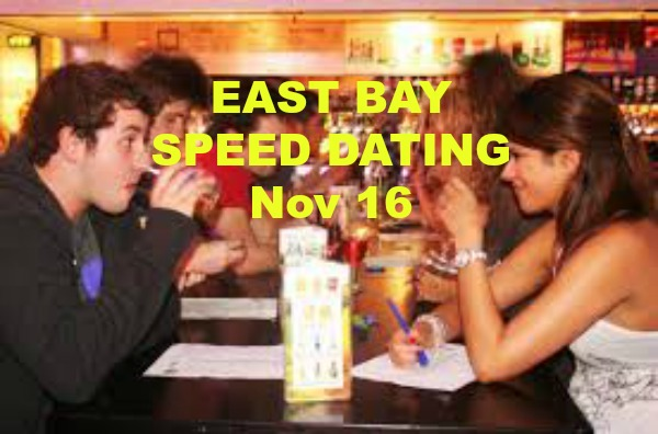 Speed dating marin county