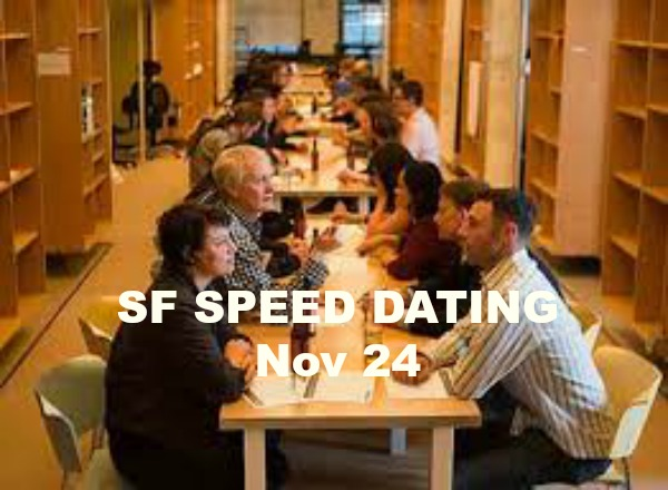 SF Speed Dating