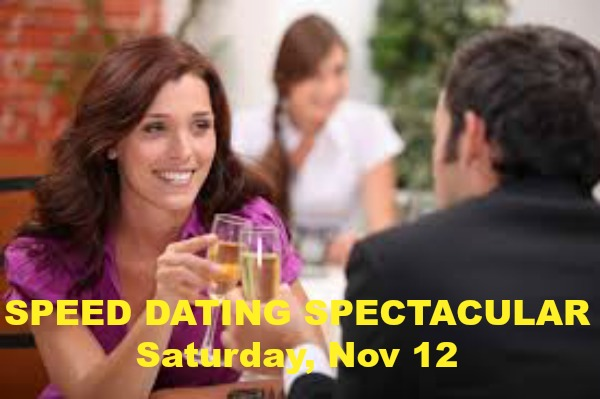 Speed Dating Spectacular