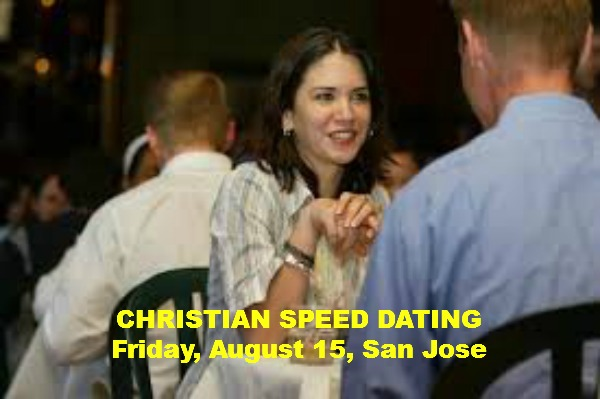 CHRISTIAN SPEED DATING