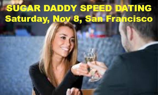 SUGAR DADDY SPEED DATING
