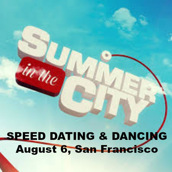 Speed dating bay area california