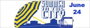 Summer in the City Party