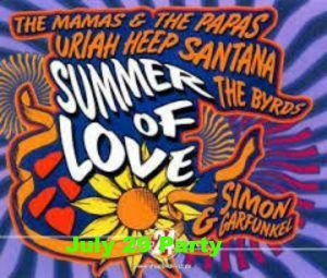 Summer of Love Party