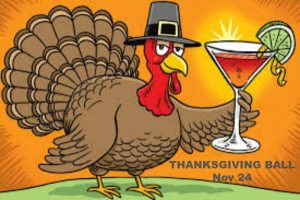 Thanksgiving Ball