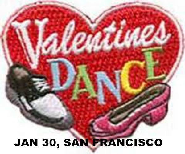 SF MEET YOUR VALENTINE DANCE