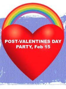 Post-Valentines Day Mixer