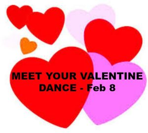 Meet Your Valentine Dance