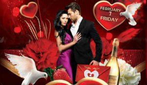 Pre-Valentine Dance