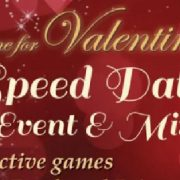 Valentine Speed Dating Games