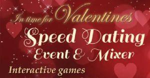 Valentine Speed Dating Games