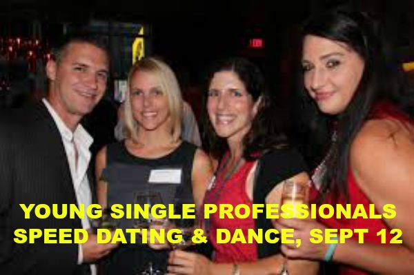Young Single Professionals Party